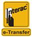 e-transfer, bank transfer